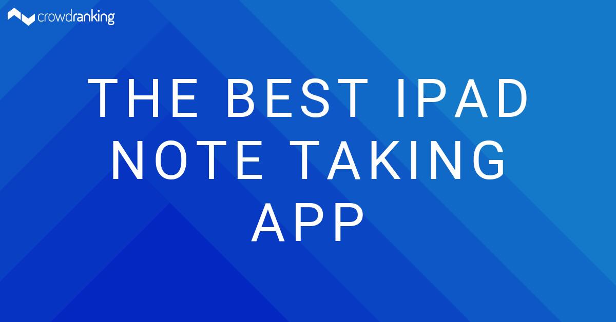 the best ipad app