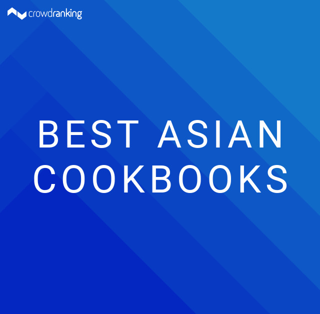 Asian Cookbooks 117