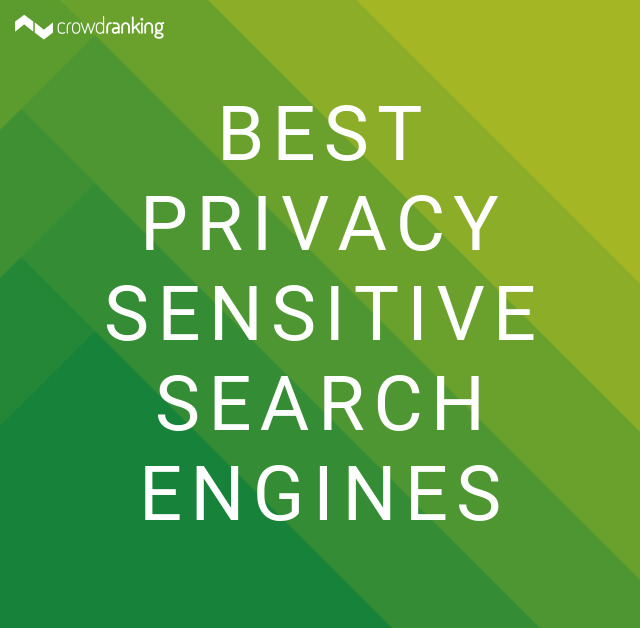 List of privacy search engines for anonymous Internet search
