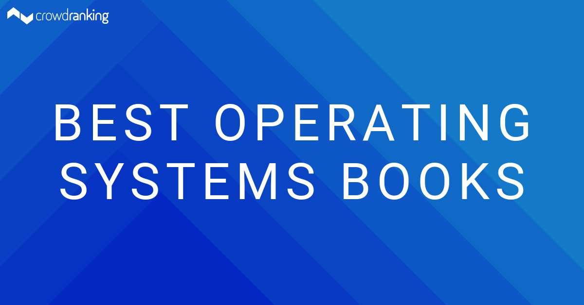 Best Reference Books - Operating Systems - Sanfoundry